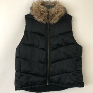 GapBody puffer vest